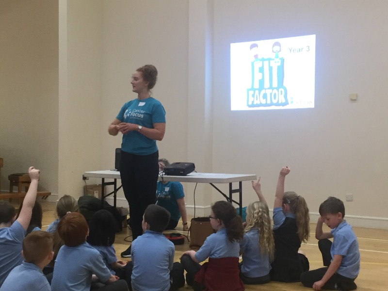 Time for the Fit Factor!